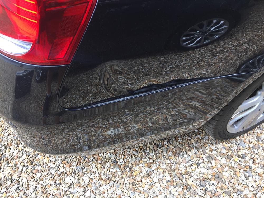 Large dent removal