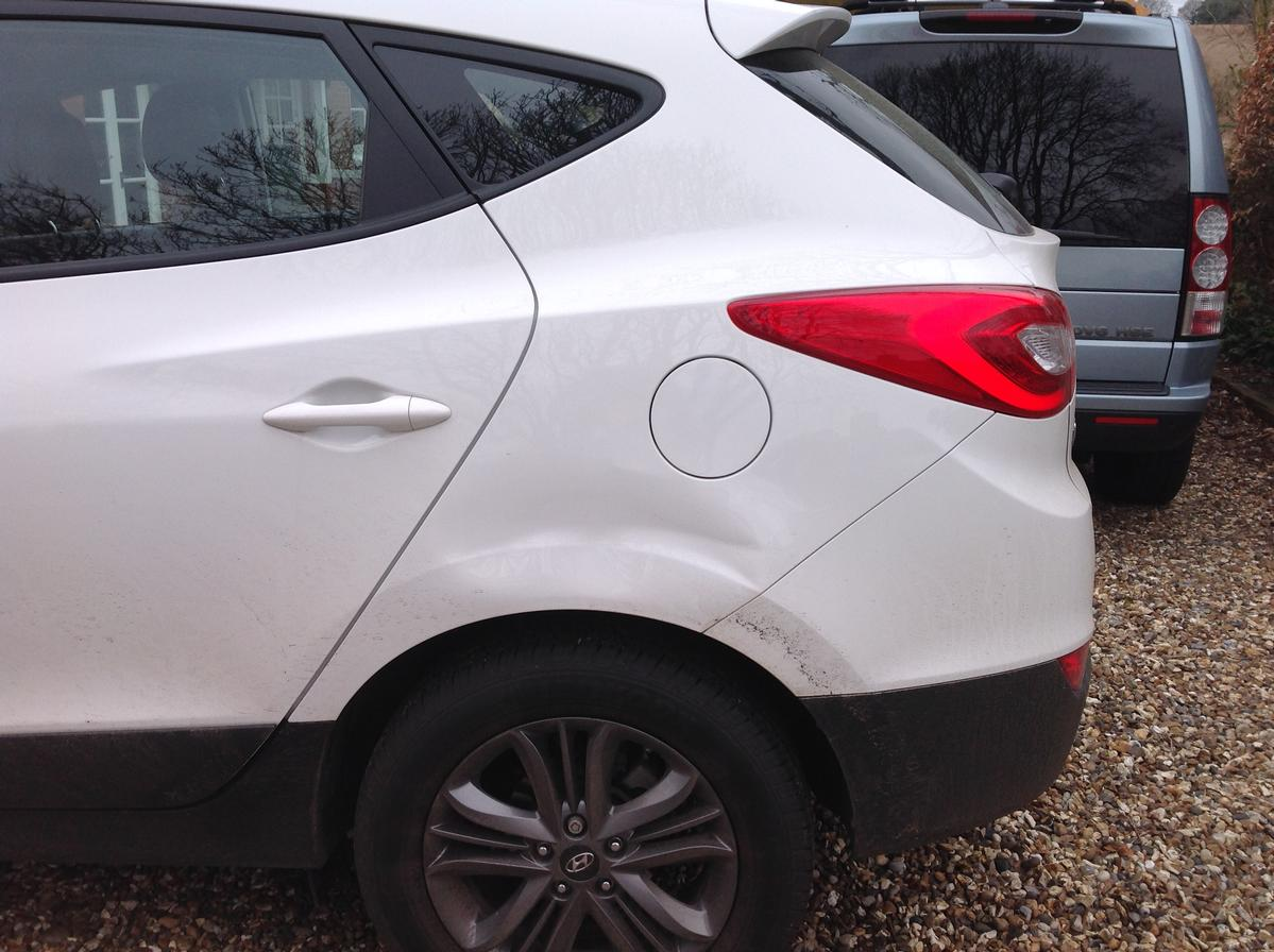 Large dent improvements